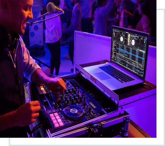 Mobile DJ hire Gauteng