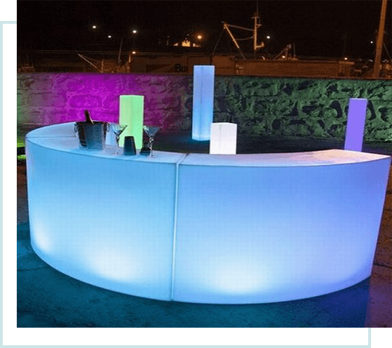 mobile bar hire roodepoort