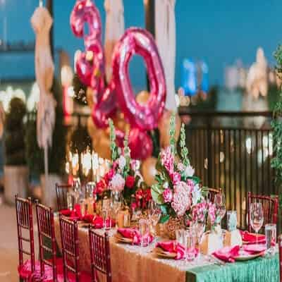 Affordable event planner
