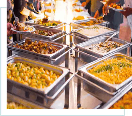 CORPORATE EVENT MANAGEMENT catering