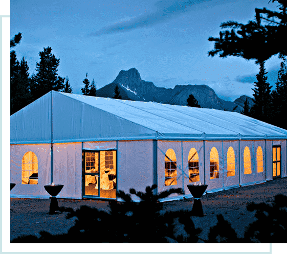 marquee tent hire near me