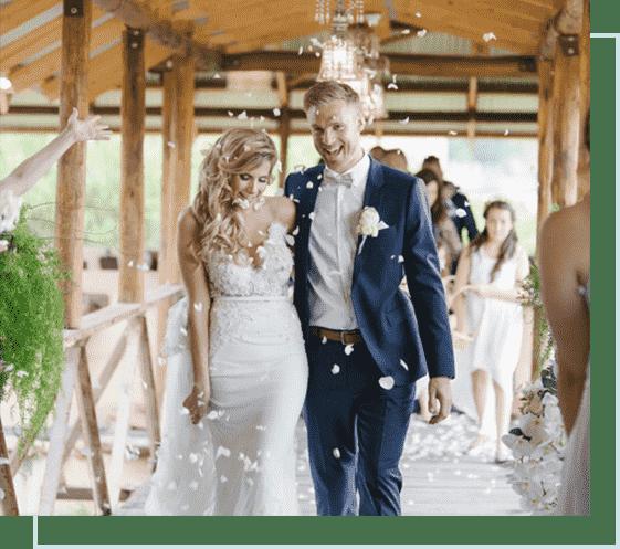 wedding planner package