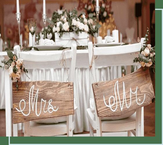 wedding planning hire